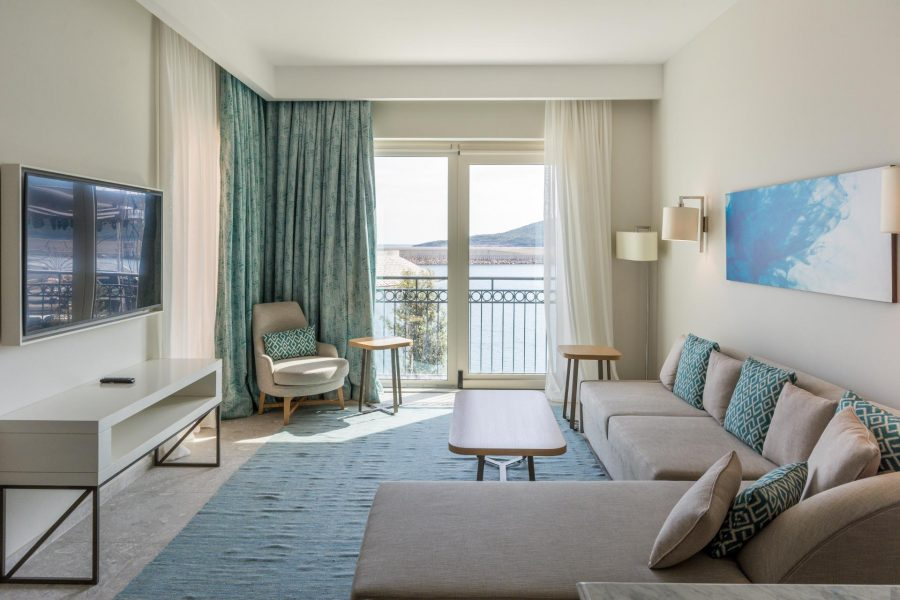 luxury new hotel in Lustica Montenegro12