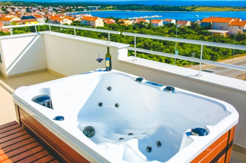 ZD23 BEAUTIFUL COMPLEX BELLA - Double room for 2 persons